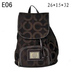 US1095 Coach Signature Backpack - 180015 1095