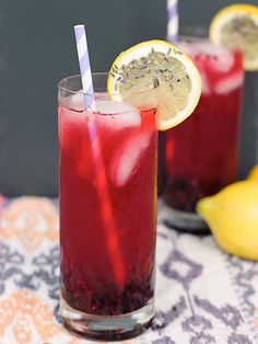12 Lemonade Recipes You Have to Try This Summer #lemonade #summer