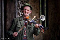 Morarul Ghica Burtic la Moara cu apa | Bihor in imagini Music Instruments, Musical Instruments