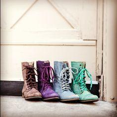 Steve Madden Troopa boots