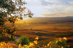 Veinte paisajes de colores para soñar con un viaje este otoño