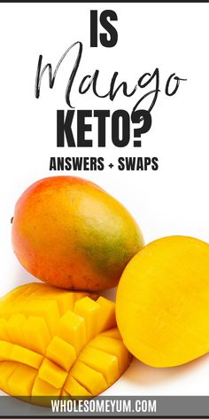 Carbs In Mango, Keto Food List, Food Lists, Keto Diet For Beginners, Recipes For Beginners, Low Carb Diet, How To Increase Energy, Ketogenic Diet, Keto Recipes