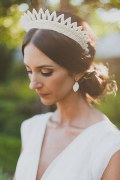 Hairstyles Wedding Inspiration - Style Me Pretty