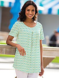 Knit Swing Tunic