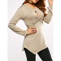 Tunic Tops For Women: Plus size Long Tunic Tops Fashion Sale Online | TwinkleDeals.com Page3