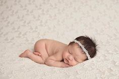 Baby Headband Baby Girl Headband Newborn Headband Baby