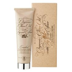 $19.50 McLaren Vale Organic Olive Oil with Fig and Pear Hand and Nail Crème. A nutritious blend of ingredients which will moisturise hands during extreme daily conditions. Massage gently around the cuticle area of the hands to maximise benefits. To be repeated during the day. 100ml #hand&nailcream #gift #organic #oliveoil #fig&pear #luxuryproduct #thecandlecache Cream Nails, Macadamia Oil, Hand Care, Body Lotions, Mineral Oil, Lip Balm, Fig, Body Care