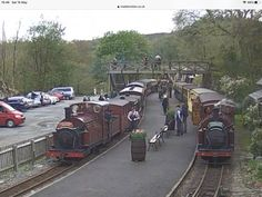 Heritage Railway, Steam Engine, Trains, Antique Cars, Engineering, Country, Vintage Cars, Rural Area, Country Music