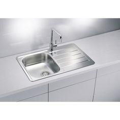 ro - Magazin Online - E pentru tine Inset Sink, Stainless Steel Material, Satin Finish, Kitchen Sink, Plumbing, It Is Finished, Bathtub, Appliances, Taps