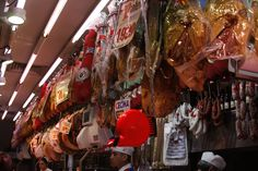 museo del Jamon ..a magical place