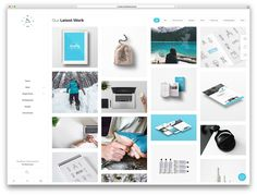 40+ Best Personal Portfolio WordPress Themes 2017 - Colorlib