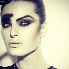 Isabeli Fontana for Tufi Duek Fall 2013 campaign