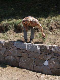 La charte de qualité ABPS abps association des batisseurs en pierre seche, schiste, granite, calcaire