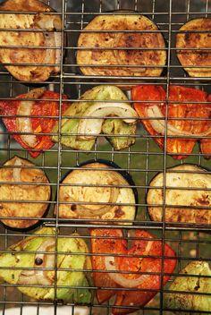 Freshly grilled vegetables are our most popular side dish  #Wedding #WeddingStyle #SanDiego #Food #Eat #Recipe #Healthy #Catering #WeddingIdeas #EventPlanning #RanchEvents #WeddingSeason #EventIdeas #FreshFood