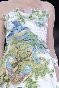 Frank Sorbier Haute Couture Spring 2014