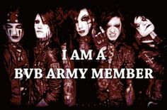 Black veil brides army!!!!!!!!!!!!