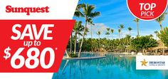 Save up to $680 per couple, per week on select IBEROSTAR Hotels & Resorts vacation packages. http://www.sunquest.ca/en/iberostar-travel-deals