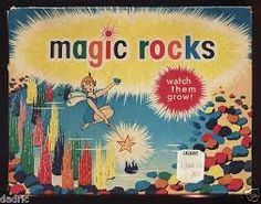 Loved magic rocks!