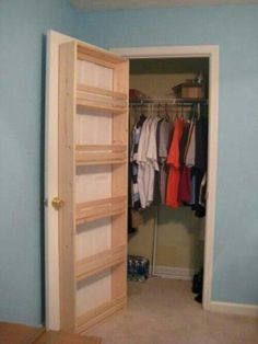 Any bedroom closet/laundry room door idea