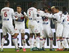Résumé Caen 1-2 Lyon buts Cornet Diaz et Santini http   ift d8b98162ec76