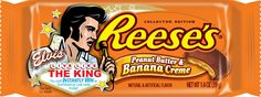 Elvis Week! Celebrate with Reese's Peanut Butter and Banana Cream Cup