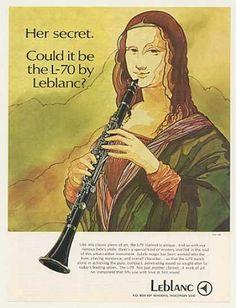 La Joconde - Leblanc