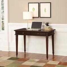 Home Styles Espresso Bermuda Student Desk, Brown