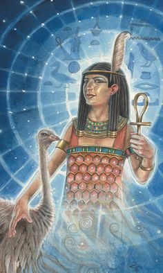 Animals Divine Tarot: Gallery: Major Arcana: Justice