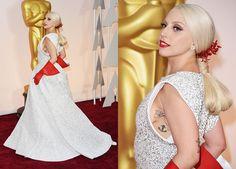 MariCômio: Melhores maquiagens e looks do Oscar 2015 - part 1