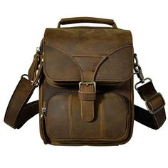 481d016271043  EBay  Leather Men Multifunction Casual Fashion Shoulder Messenger  Crossbody Bag Designer Mochila Waist Belt