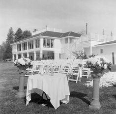 Horseshoe Bay Golf Club Beach Club Door County Wedding by The McCartneys Photography