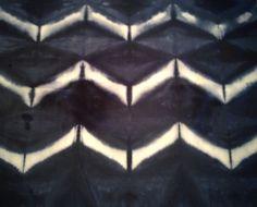 Welcome to the Fold - Exploring Itajime Shibori - MQX Quilt ...