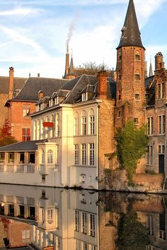 Along the Den Dyver canal, Bruges is a European town that's charmingly frozen in time. Hotel De Orangerie (Belgium) - Jetsetter