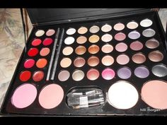 review of the Profusion  the tresure box makeup kit