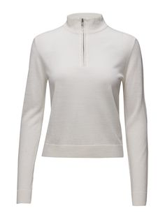 2nd Jessie- DAY BIRGER ET MIKKELSEN  Regular fit Casual elegance Classic Made from luxurious materials White Knitwear Jersey Winter Casual Elegance, Jessie, Knitwear, Elegant, Luxury, Day, Sweatshirts, Classic, Winter