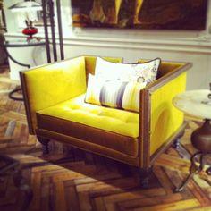 Bright yellow Bella Luna #HPMKT