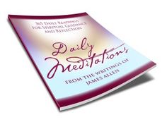 Daily Meditations for Spiritual Guidance and Reflection. Perfect for women's interest sites, spiritual/religious sites, meditation sites, etc. Books For Self Improvement, Everything Free, Personal Development Books, Spirituality Books, Mind Power, Free Classified Ads, Free Advertising, Daily Meditation, Spiritual Guidance