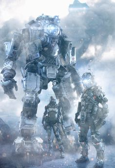 https://itunes.apple.com/us/app/news-for-titanfall-release/id776189780?ls=1&mt=8 #titanfall For more art check out