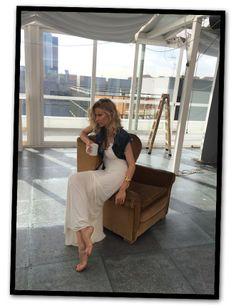 Algunas fotos del reportaje de la revista de moda Elle