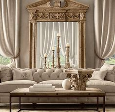 restoration hardware. amazing