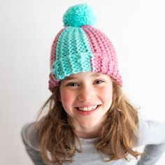 Knitters of Tomorrow - Children's Knitting Kit - Stitch & Story UK Knitting Kits, Knitting Patterns, Online Tutorials, Video Tutorials, Bamboo Knitting Needles, Cast Off, Easy Projects, Thoughtful Gifts, Knitted Hats