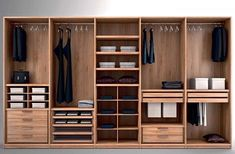 Wardrobe Design Inspiration Home SNS Wardrobe Interior Design, Wardrobe Door Designs, Walk In Closet Design, Wardrobe Design Bedroom, Bedroom Furniture Design, Closet Designs, Closet Bedroom, Mirror Bedroom, Dressing Room Closet