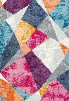 Loving this Rugs USA Bosphorus Abstract Mosaic Landscape BD44 Rug!