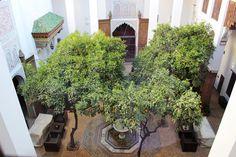 Fes, Morocco: Riad Laaroussa