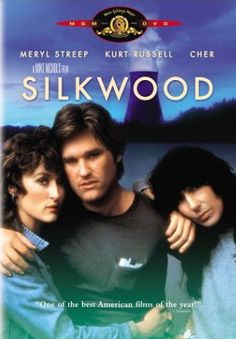 Karen Silkwood becomes contaminated with plutonium at her job, voices her protest at the indifference and denial of her company, and becomes a threat to the entire nuclear industry and the government agencies that monitor it. Based on a true story.  http://ccsp.ent.sirsi.net/client/en_US/hppl/search/results?qu=silkwood+nichols&te=&lm=HPLIBRARY