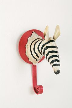 Safari Mounted Head Hook