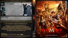 The Mummy: Tomb of The Dragon Emperor Blu-ray Custom Cover Blu Ray Movies, Emperor, Cover Design, Layouts, Dragon, Joy, In This Moment, Glee, Dragons