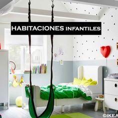 habitaciones infantiles IKEA, cama IKEA, habitacion bebe IKEA, Decoracion Infantil, Blog de Moda Infantil