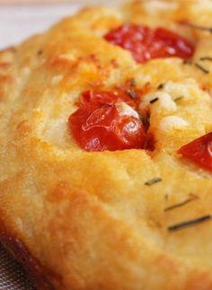 Focaccia di patate pugliese — karmaveg.it