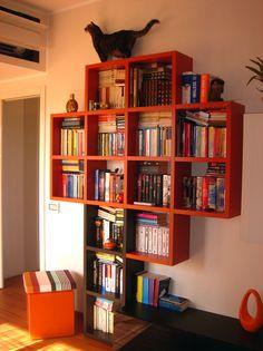 Bibliothèque LAGO LINEA 30mm #arlydesignparis